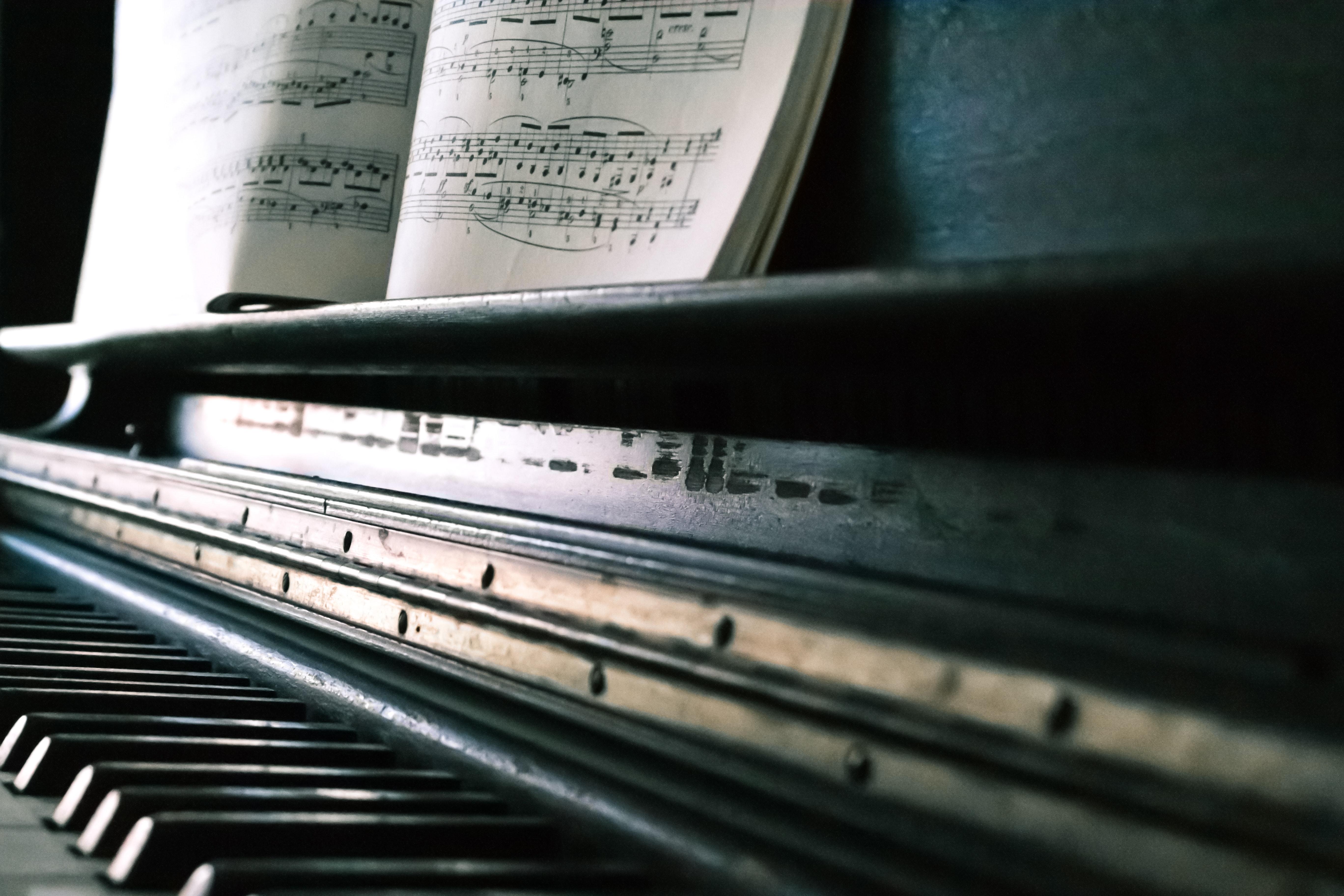 Piano - ett vackert instrument